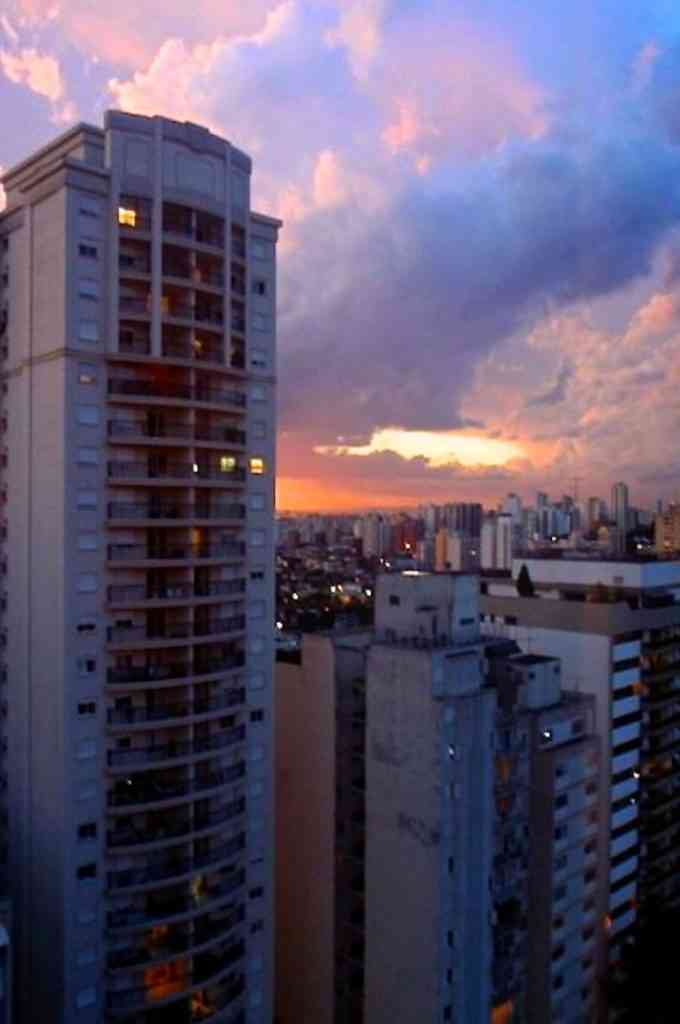 Sao Paulo City View