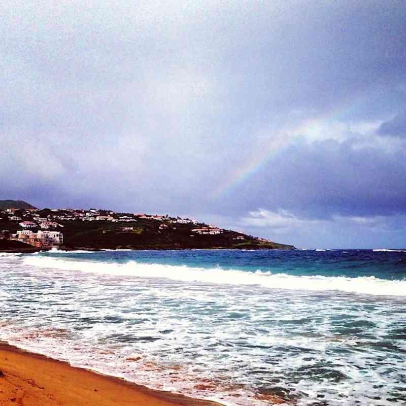 Guana Bay Rainbow