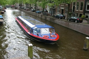 Living Abroad Amsterdam Canal