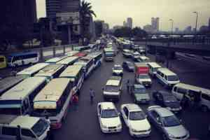 Living Abroad Cairo Traffic crazy busy roads