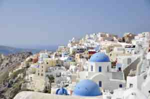 Santorini, Greece Living Abroad