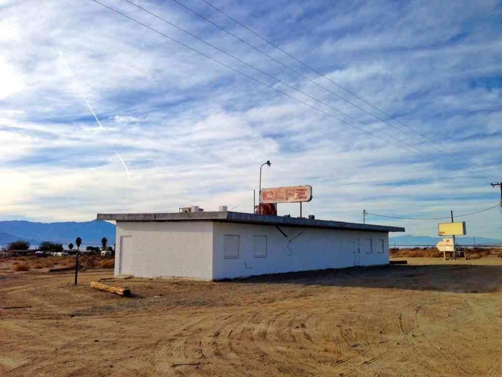 Salton Sea Cafe