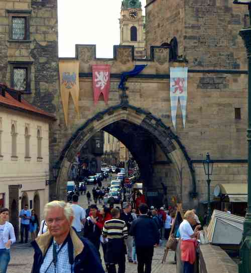 Stare Mesto Entrance