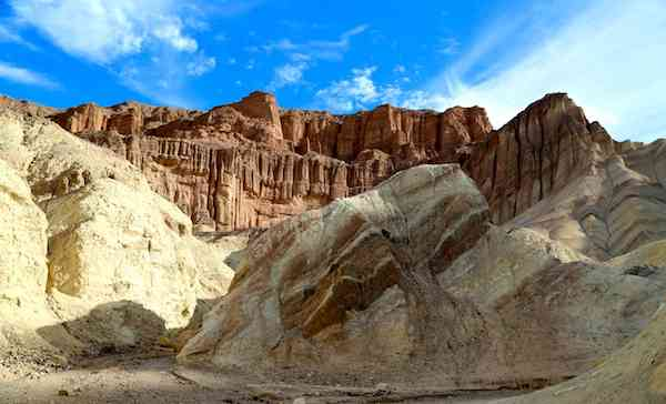 Red Cathedral - Death Valley