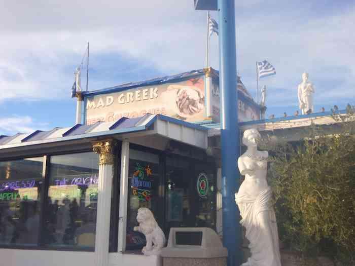 Mad Greek Cafe