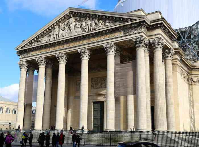 Pantheon Latin Quarter