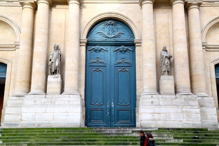 Paris Church Doors