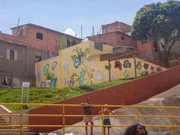 Favela playground