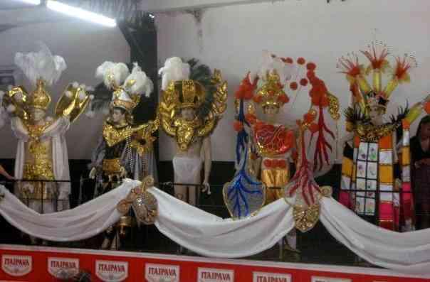 Samba School Costumes