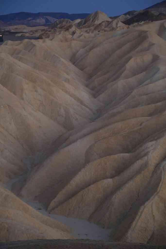 Zabriskie Canyon Death Valley