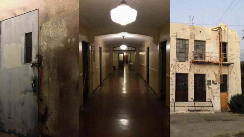 Linda Vista Hospital interior