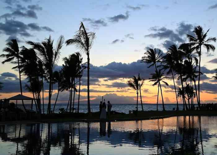 Andaz Maui Sunset