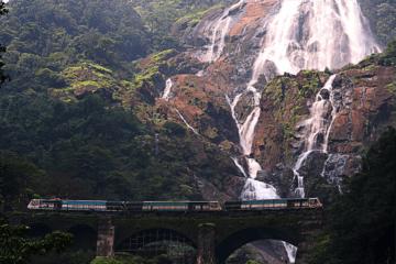 Goa Express India