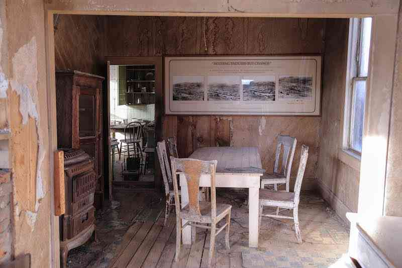 Bodie Home Dining Room