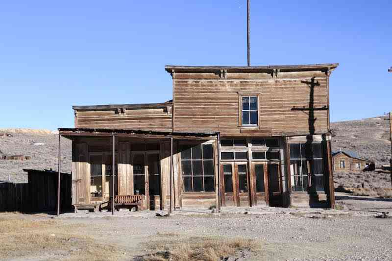 Bodie State Park Hotel 2