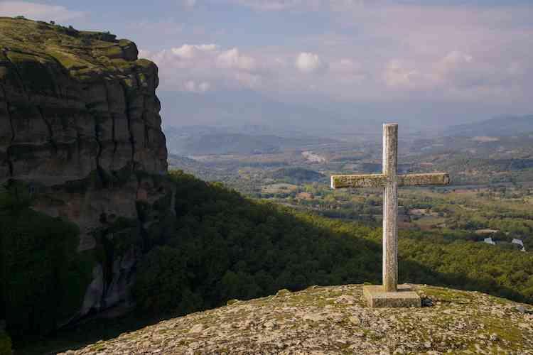 Meteora Cross