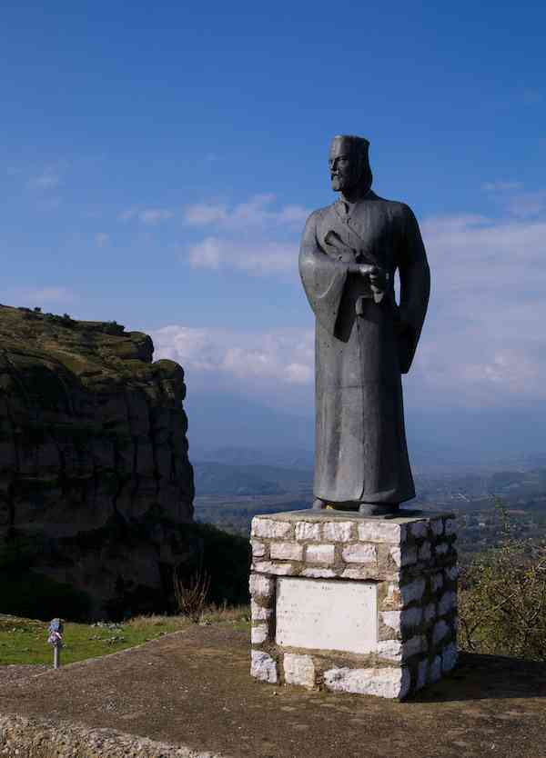 Meteora Monk
