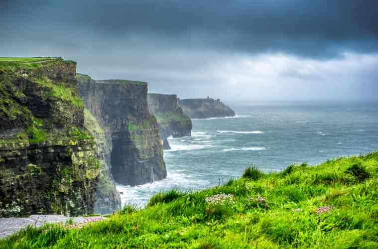 Cliffs of Moher, Wild Atlantic Way, Ireland