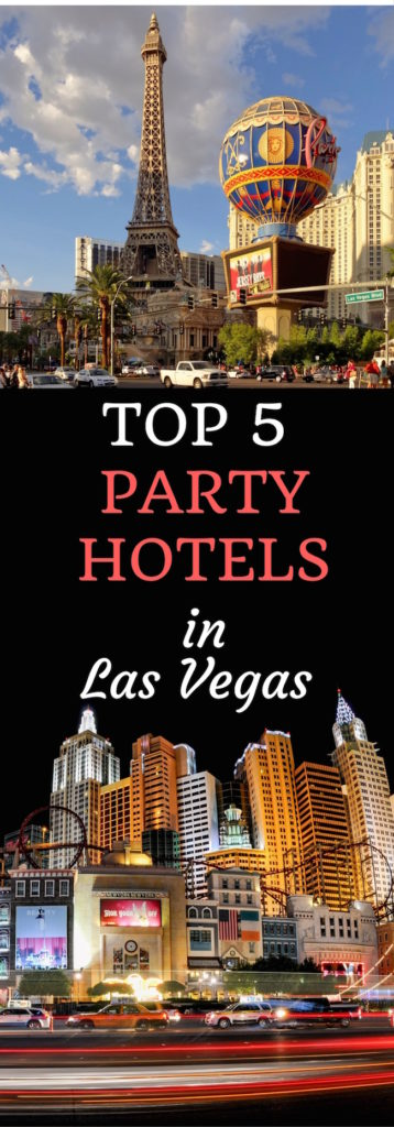 Party Hotels in Las Vegas