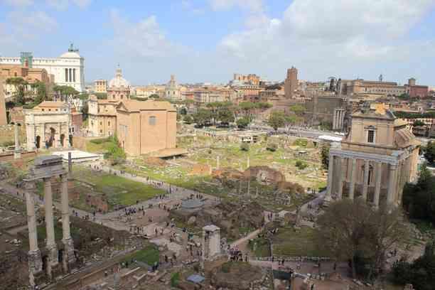 Rome History Travel