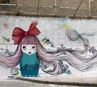 Street Art Athens 1