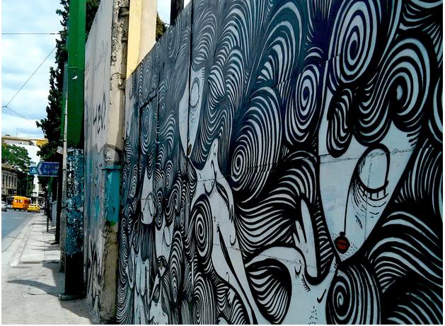 Street Art Athens 2