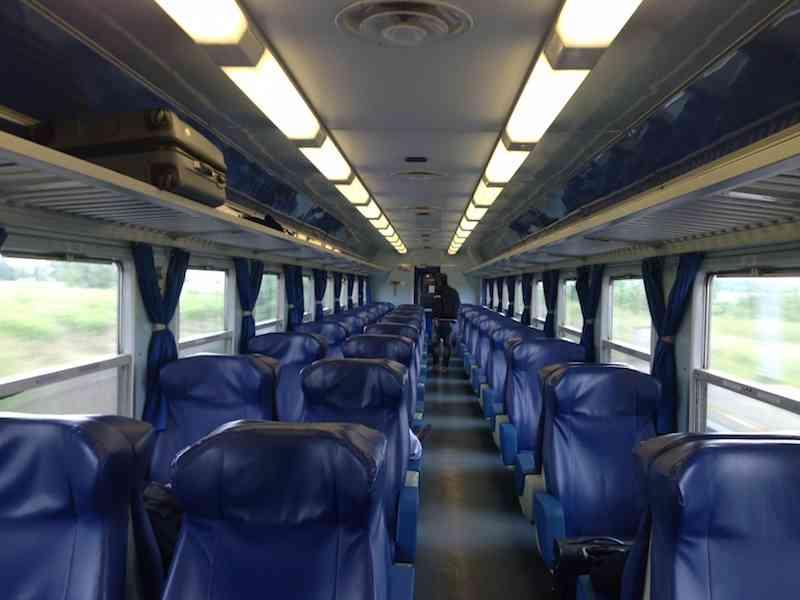 Eurail train