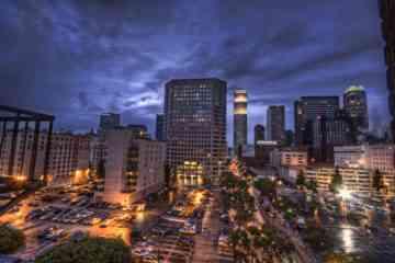 Los Angeles Hidden Downtown
