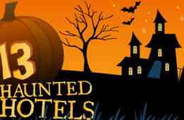 13 Haunted Hotels