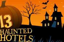13 Haunted Hotels