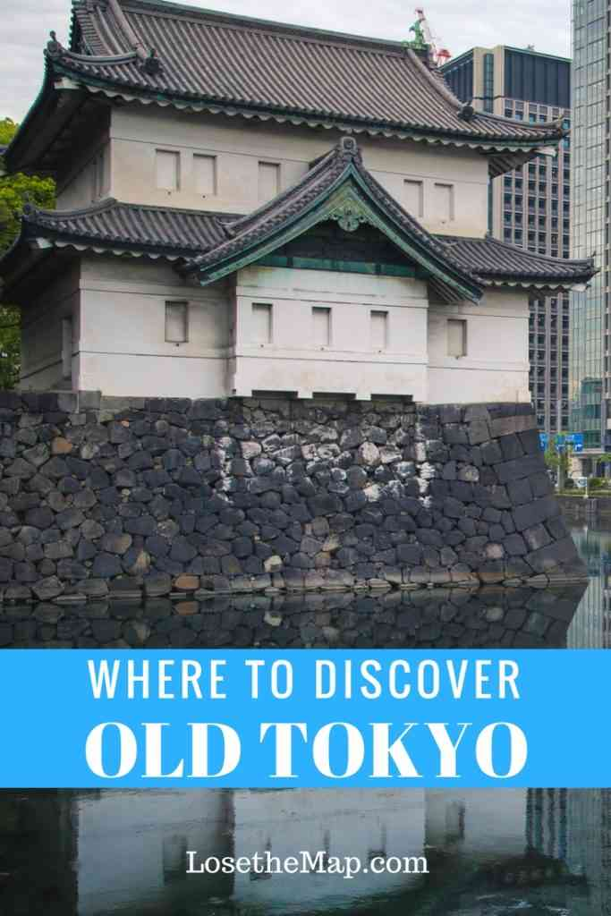 Where to Discover Old Tokyo