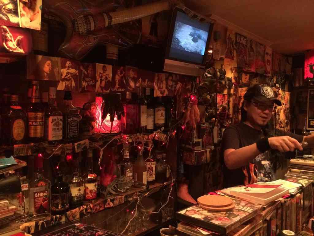 Golden Gai bar
