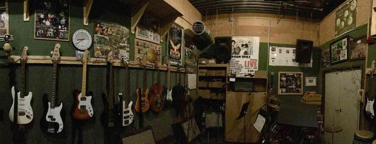 Band Room at McMurdo