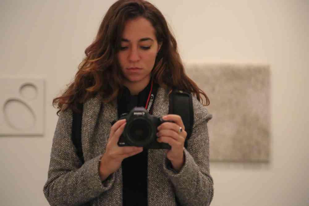 Me at Tate