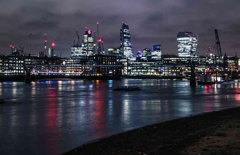 Southbank view