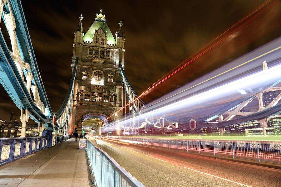 Tower Bridge - London at Night
