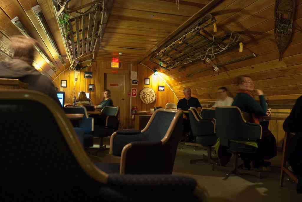 Coffee House at McMurdo Station - Photo by brookpeterson via Flickr.com