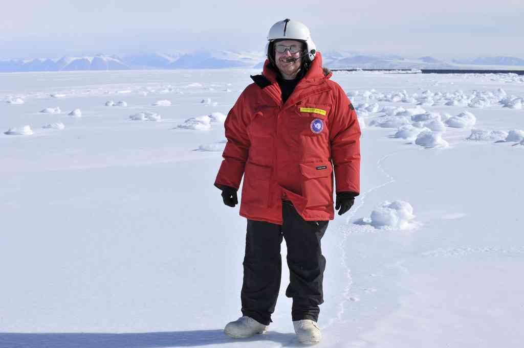 U.S. Ambassador in Antarctica 2010 - Day 3