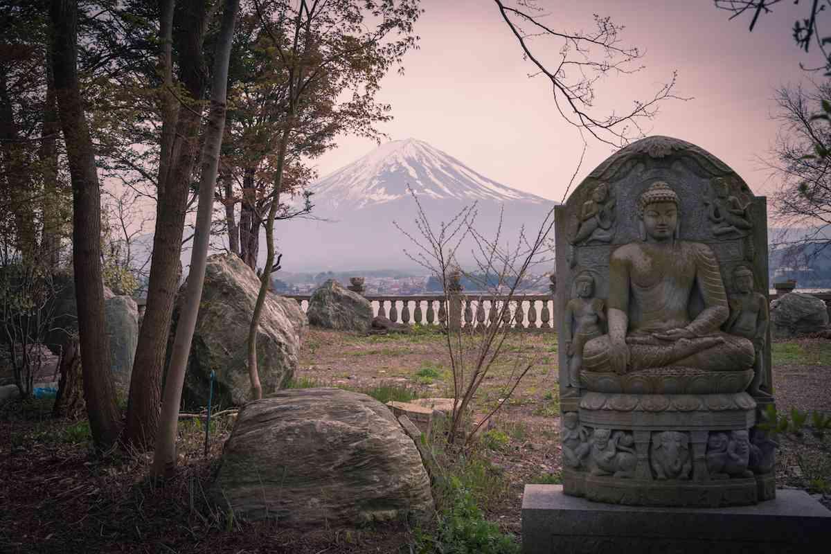 Fuji & Japan