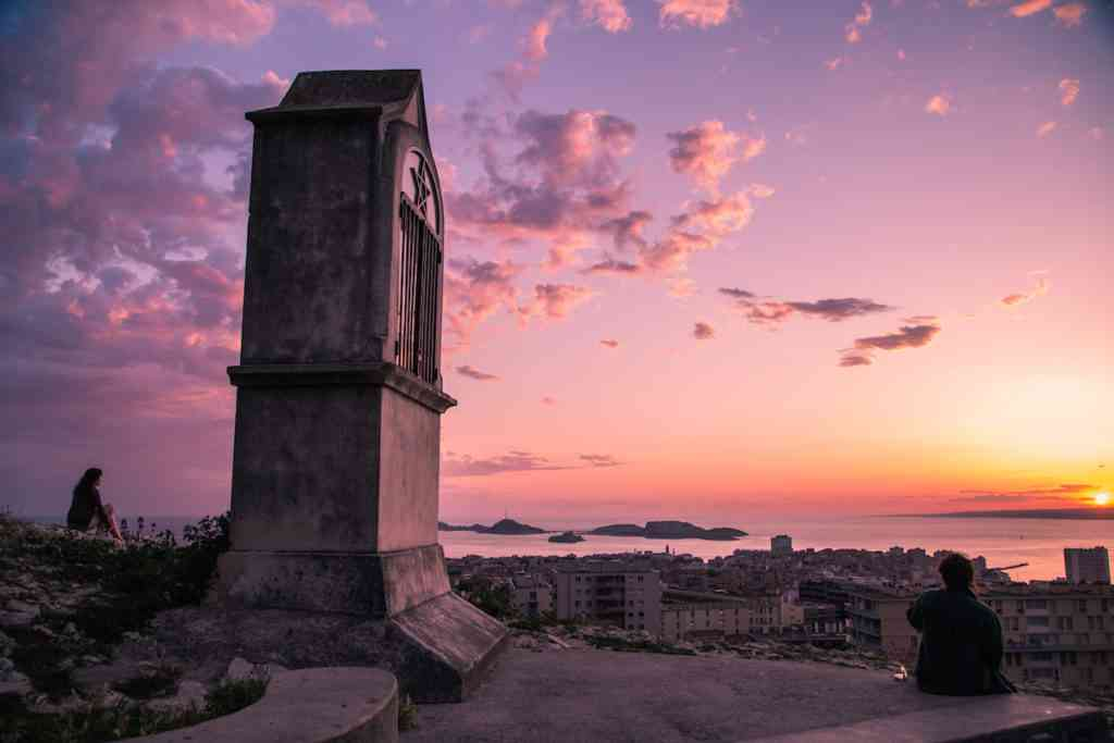 Marseilles sunset