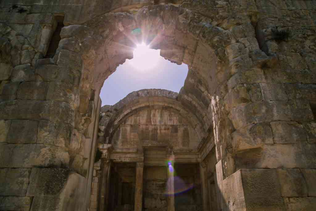Nimes Temple