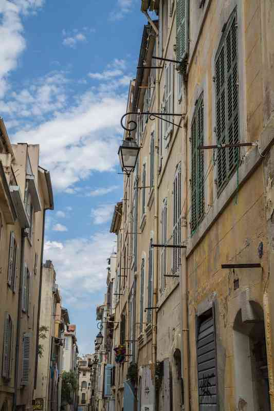 Old Marseilles