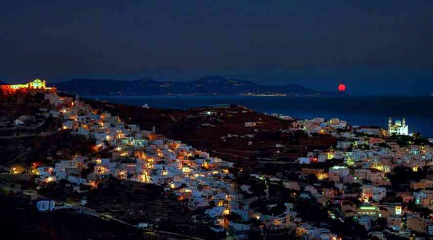 Syros Winter