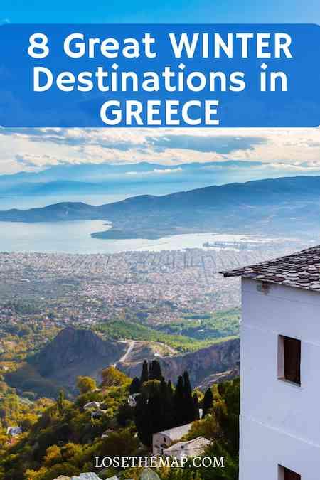 Winter Destinations Greece