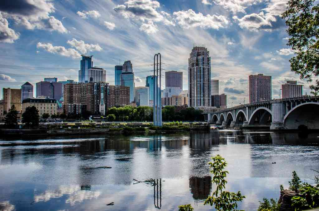 Downtown Minneapolis - Photo by m01229 via Flickr/CC BY 4.0
