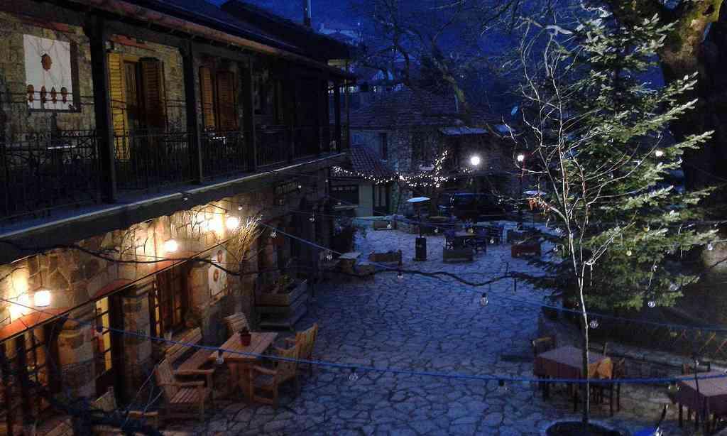 Eptalofos village