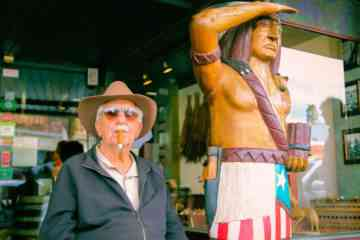 Don Pedro and Native American