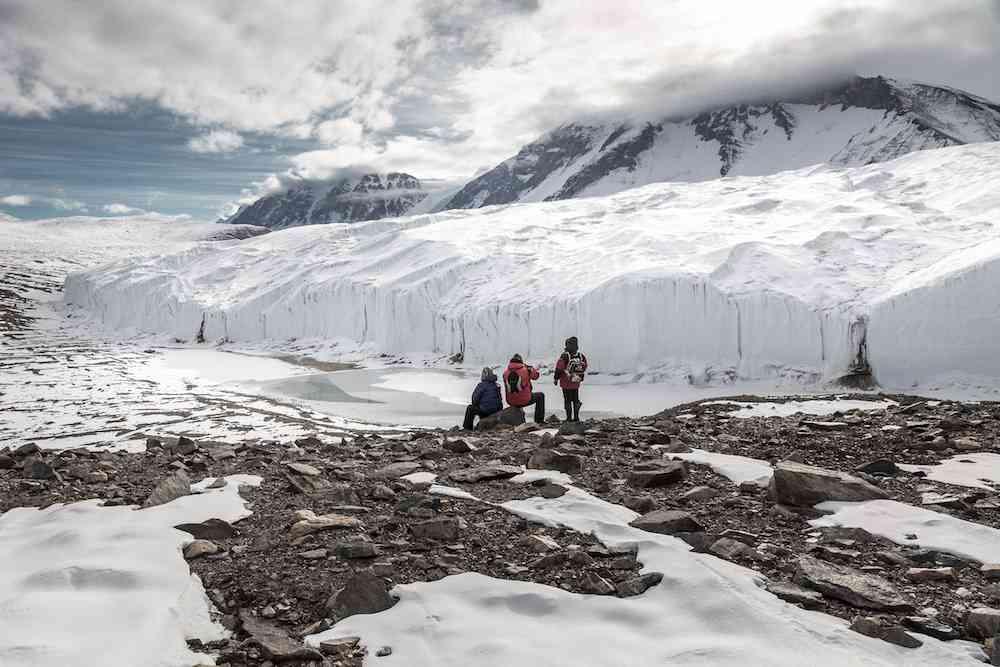 Dry Valleys Antarctica