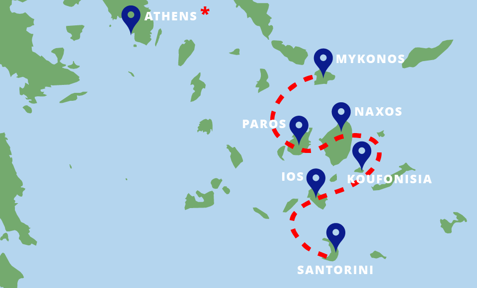 Yolo Cruise Route