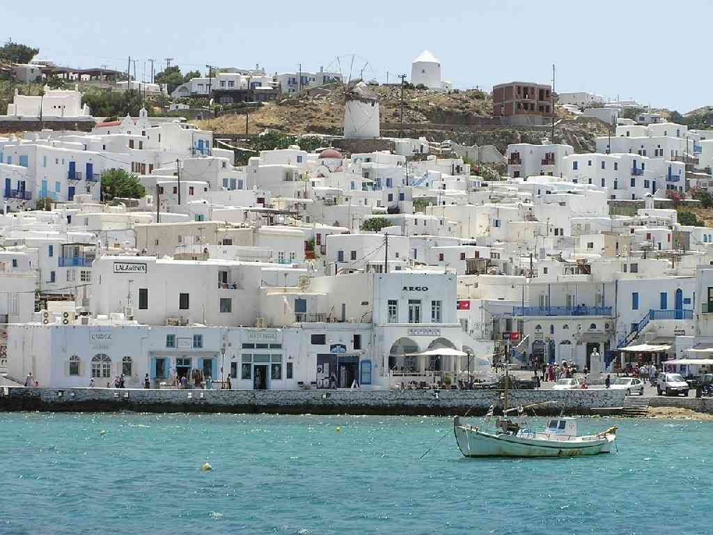 Mykonos Solo Travel